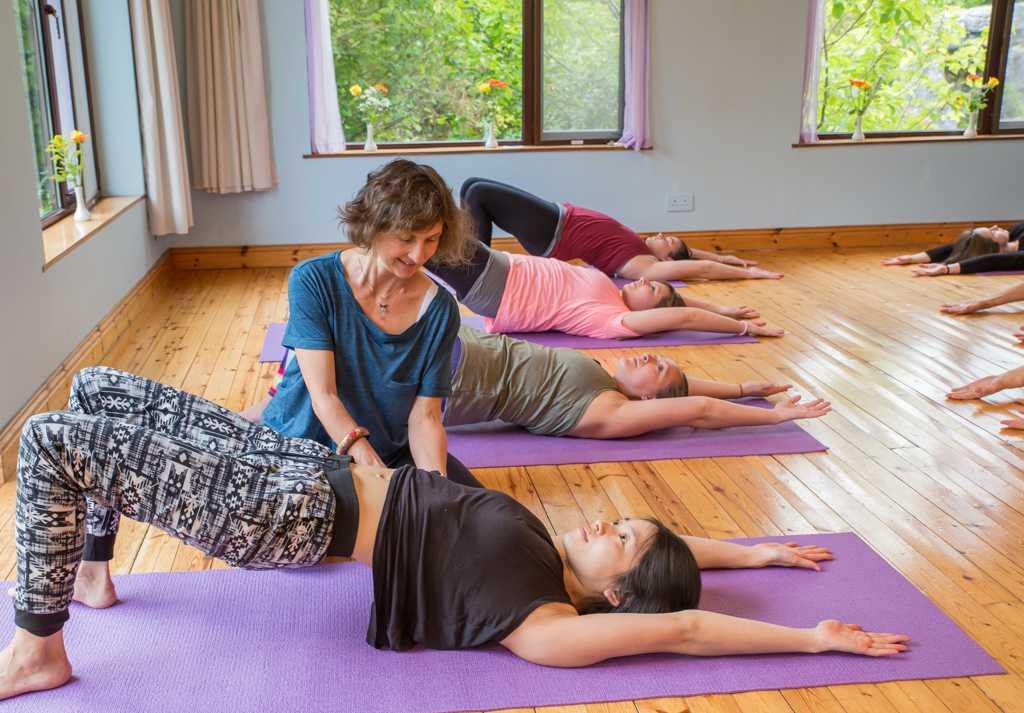 Awareness yoga course