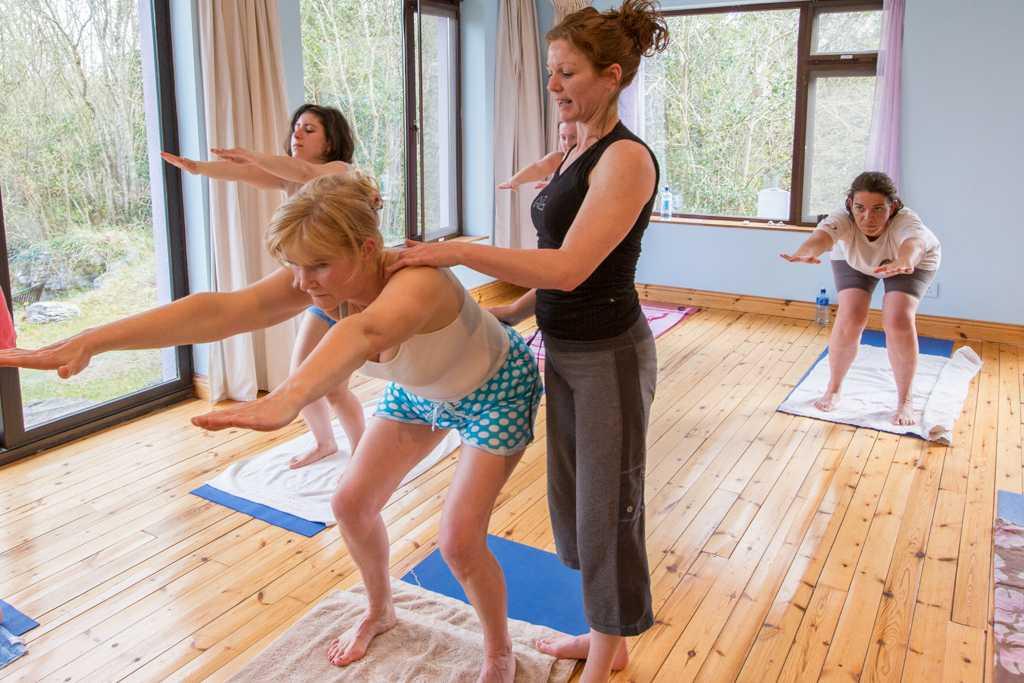 Bikram yoga classes