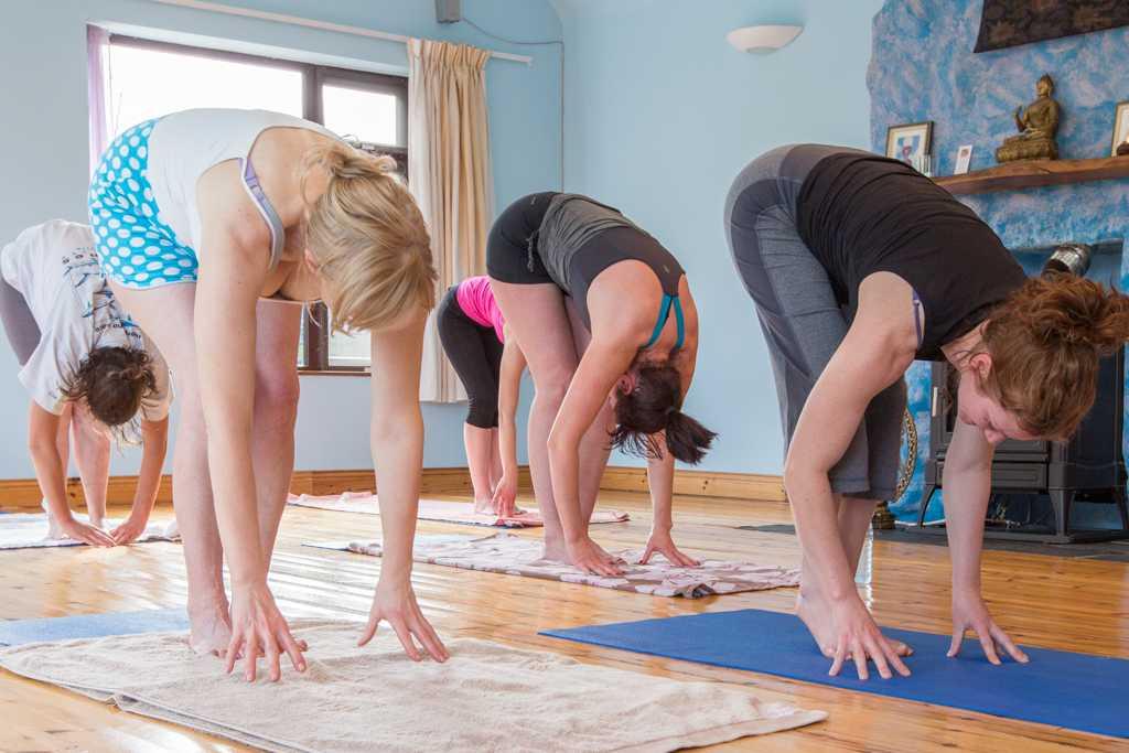 Bikram yoga course