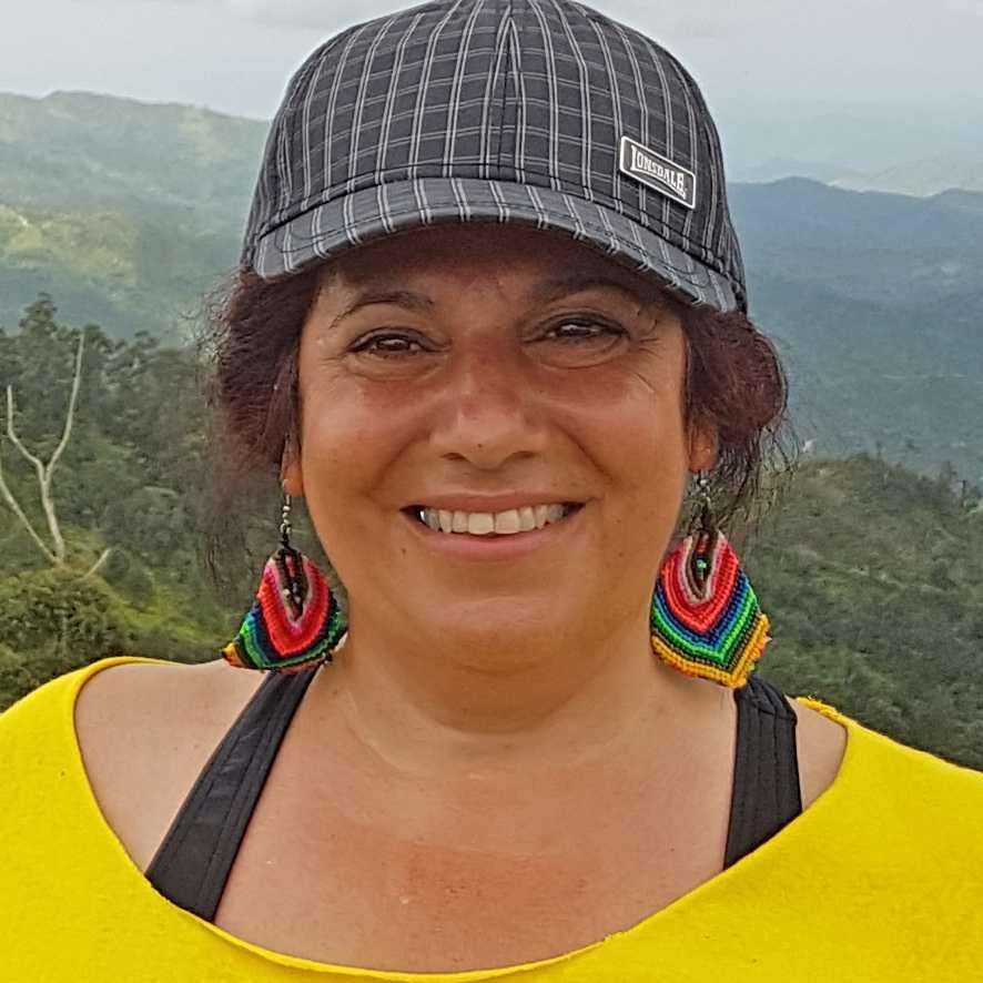 Claudia Gutierrez Yoga teacher