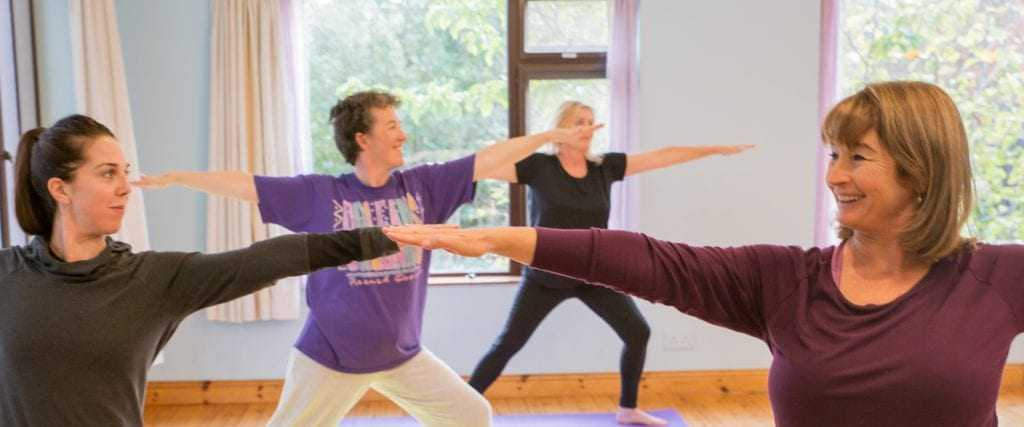 Eileen Riordan O Sullivan Yoga