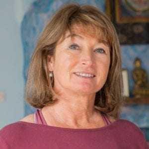 Eileen Riordan OSullivan yoga teacher
