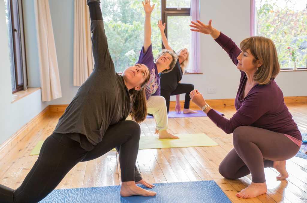 Hatha flow yoga weekend