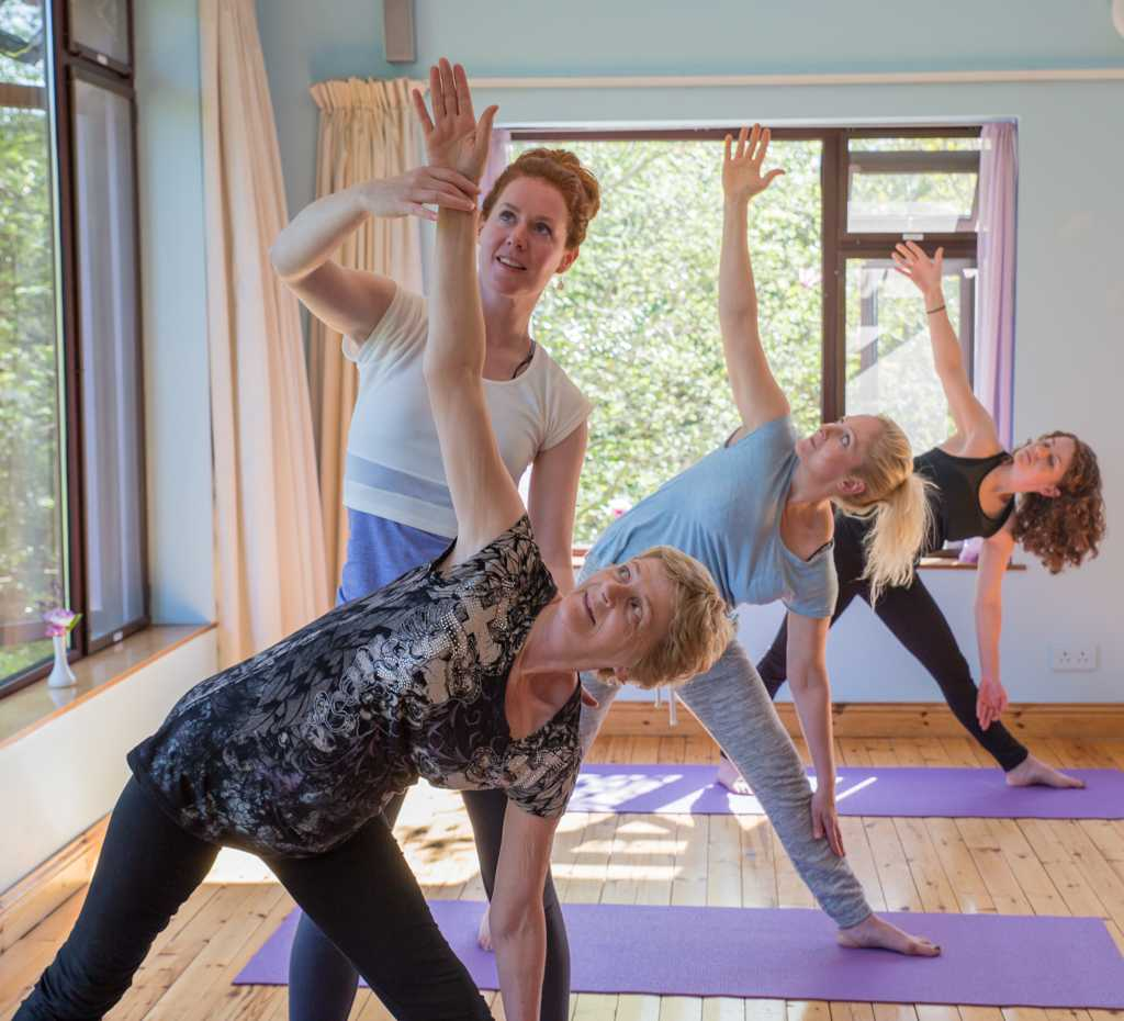 Hatha yoga Ireland
