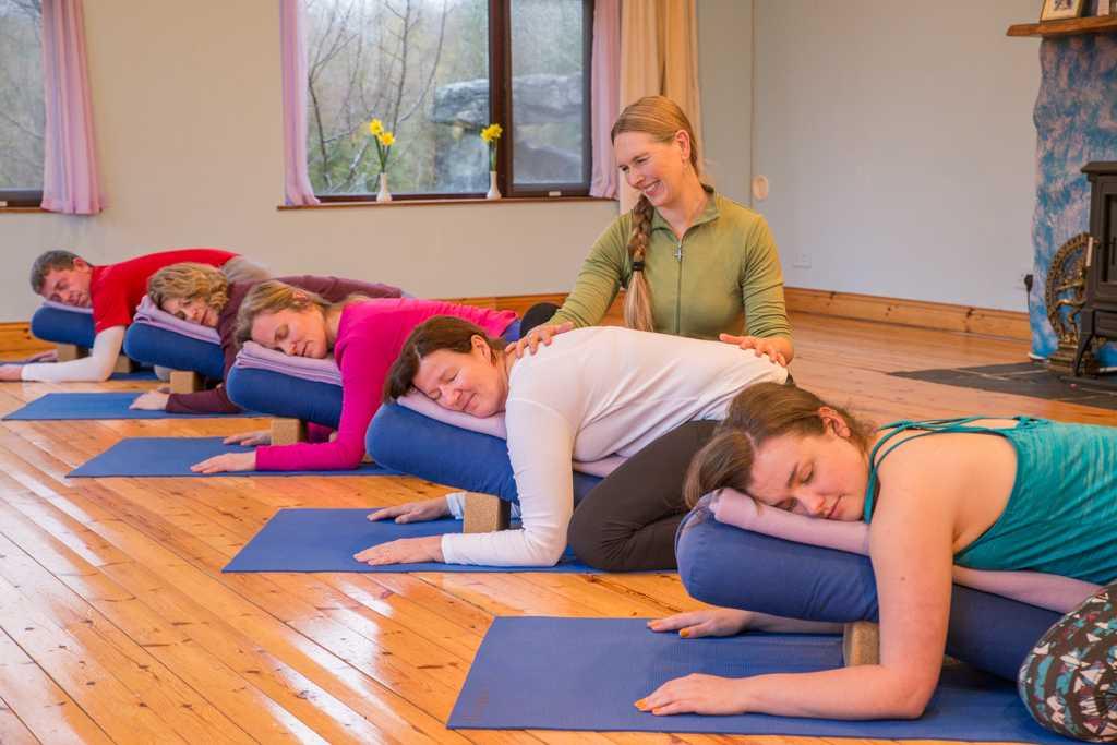 Hatha yoga weekend