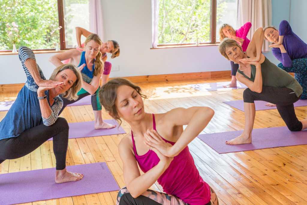 Hatha yoga workshop
