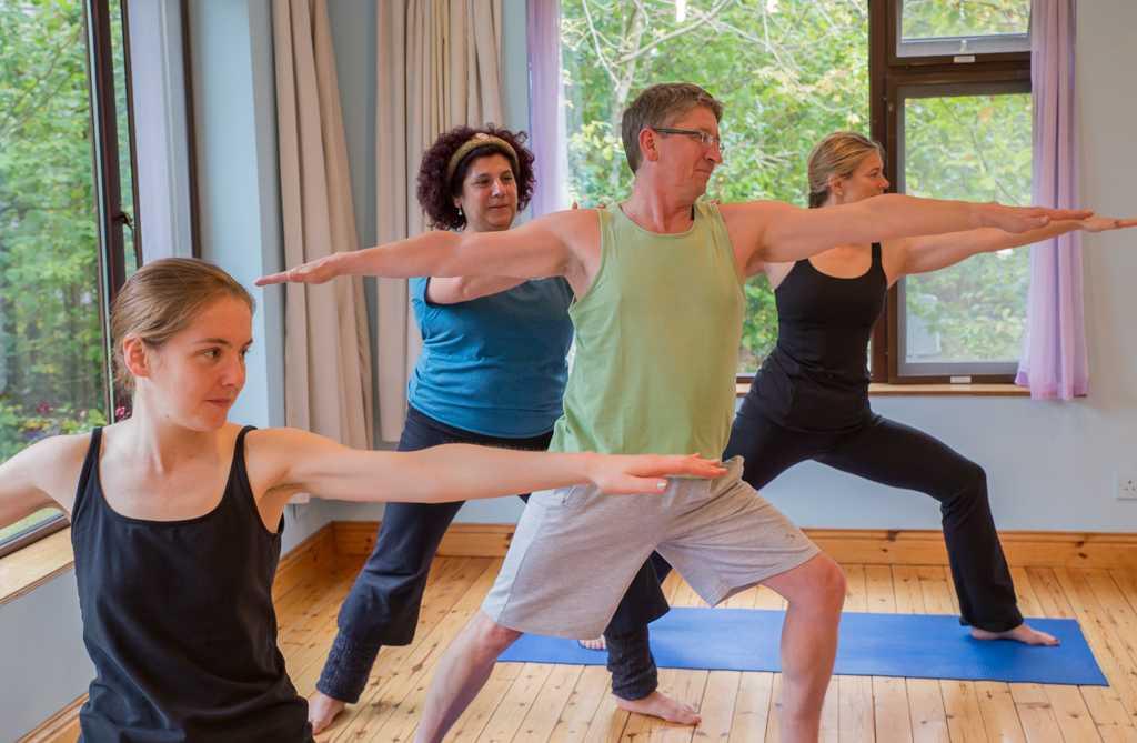 New Year Yoga Retreat