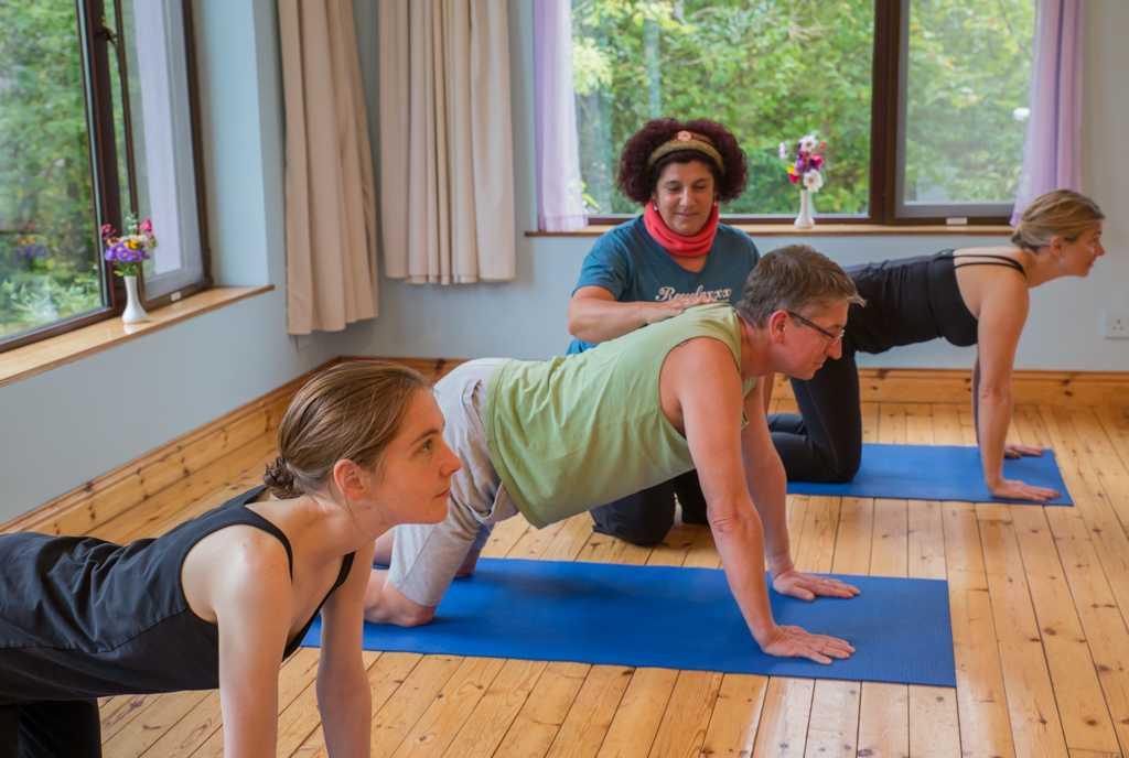 Loving care yoga retreat