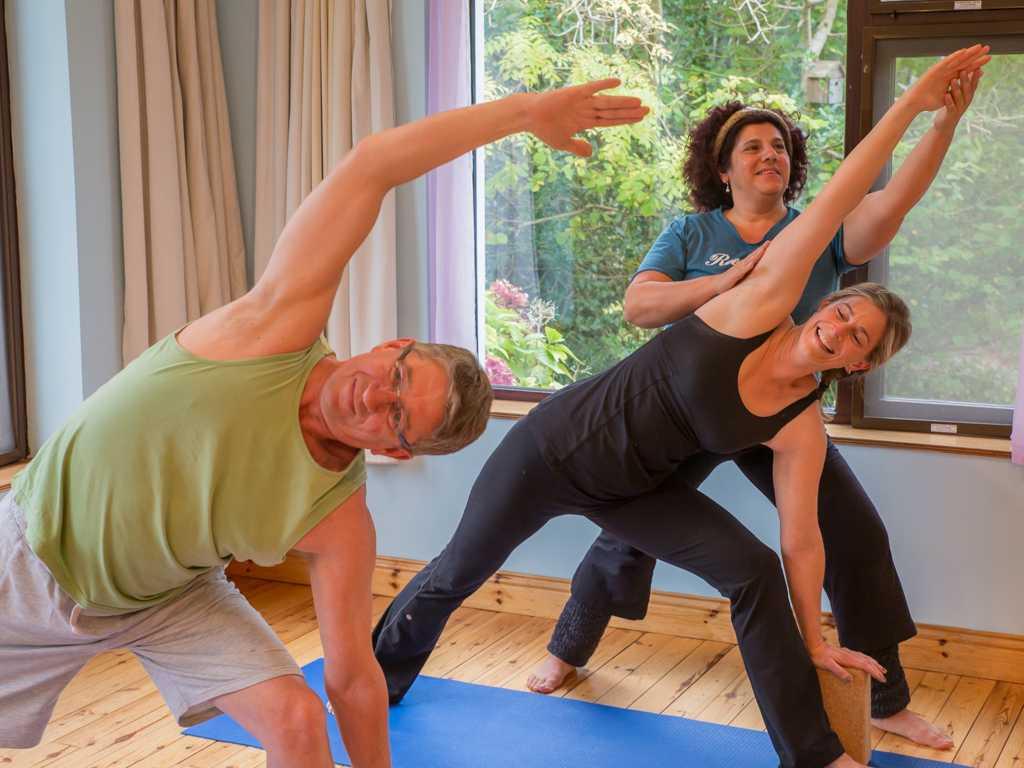 Loving care yoga