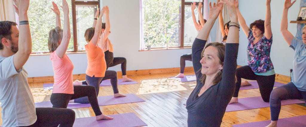Niamh Daly Yoga