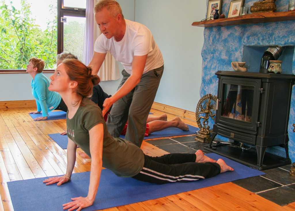Satyananda yoga Ireland