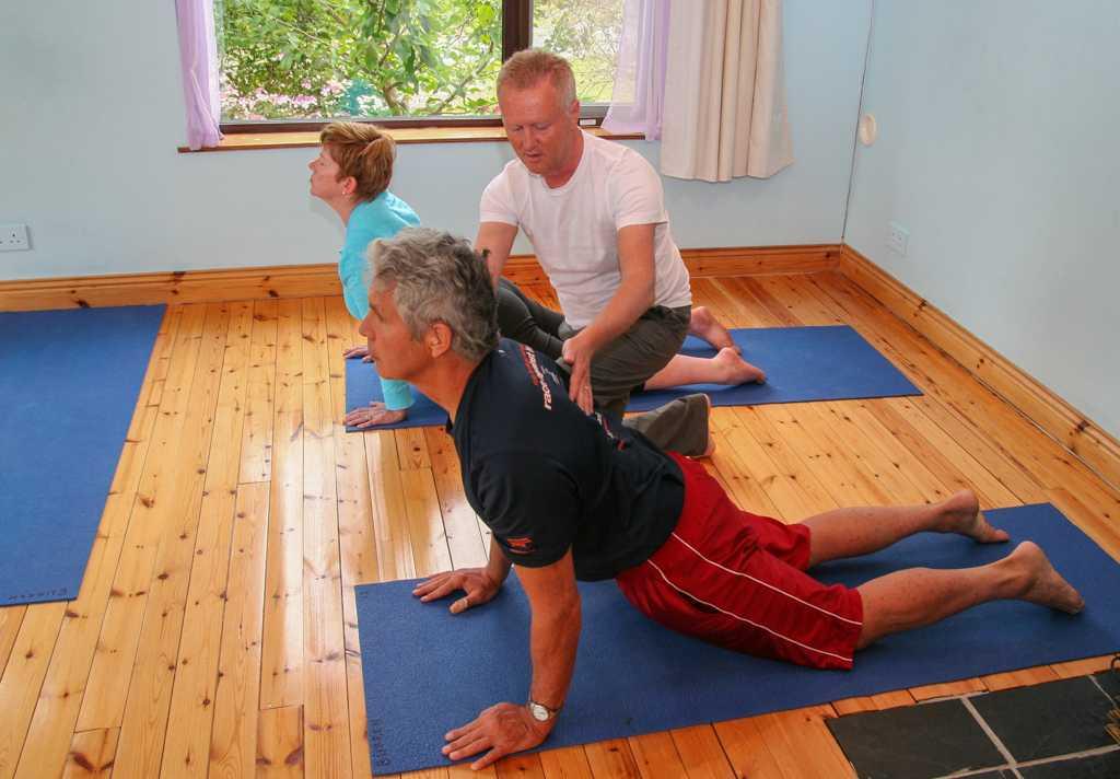Satyananda yoga classes