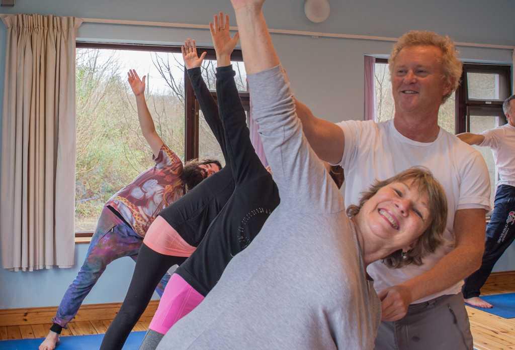 Satyananda yoga retreat