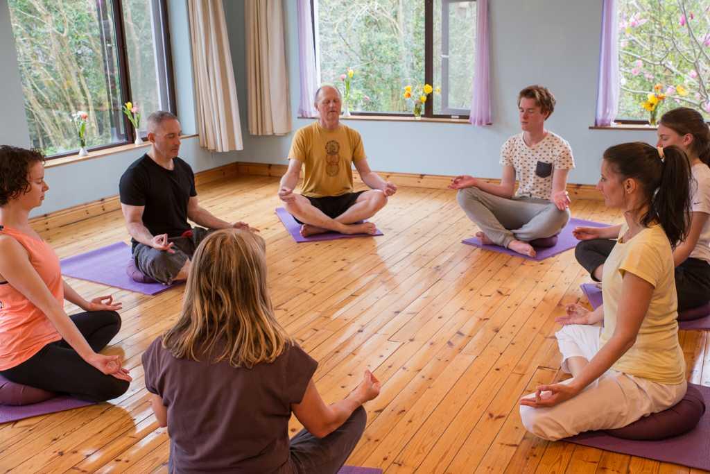 Sivananda meditation
