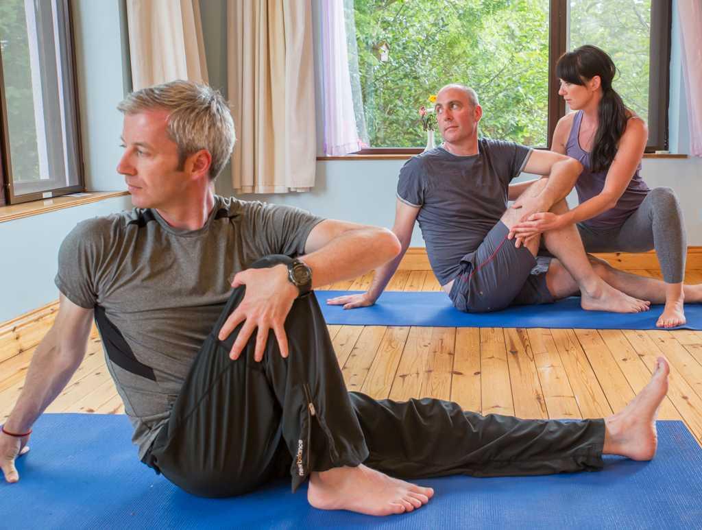 June Vinyasa yoga retreat