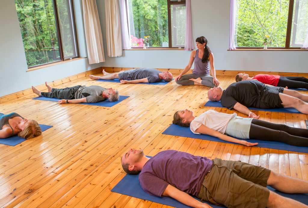 Vinyasa flow yoga classes Cork