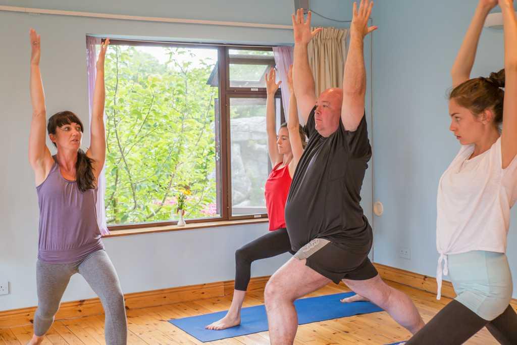 Vinyasa yoga weekend