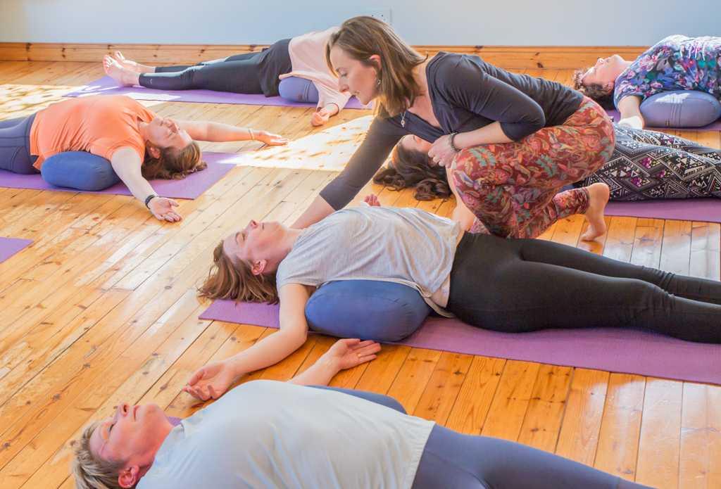 Yin yoga Dublin