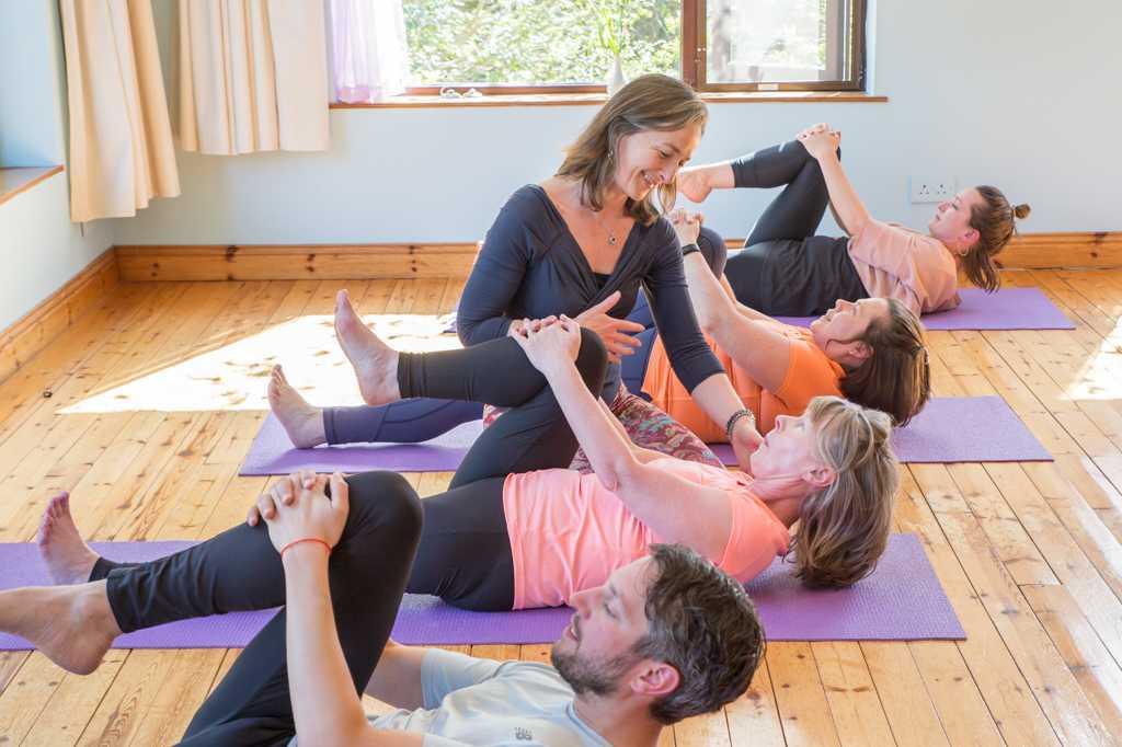 Yin yoga weekend