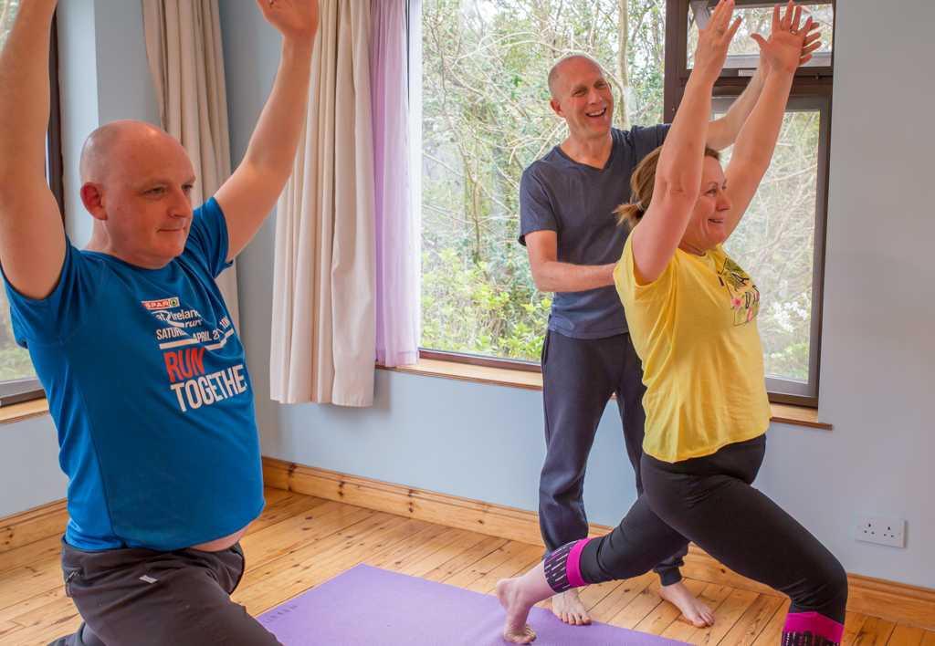 Yoga and meditation intensive