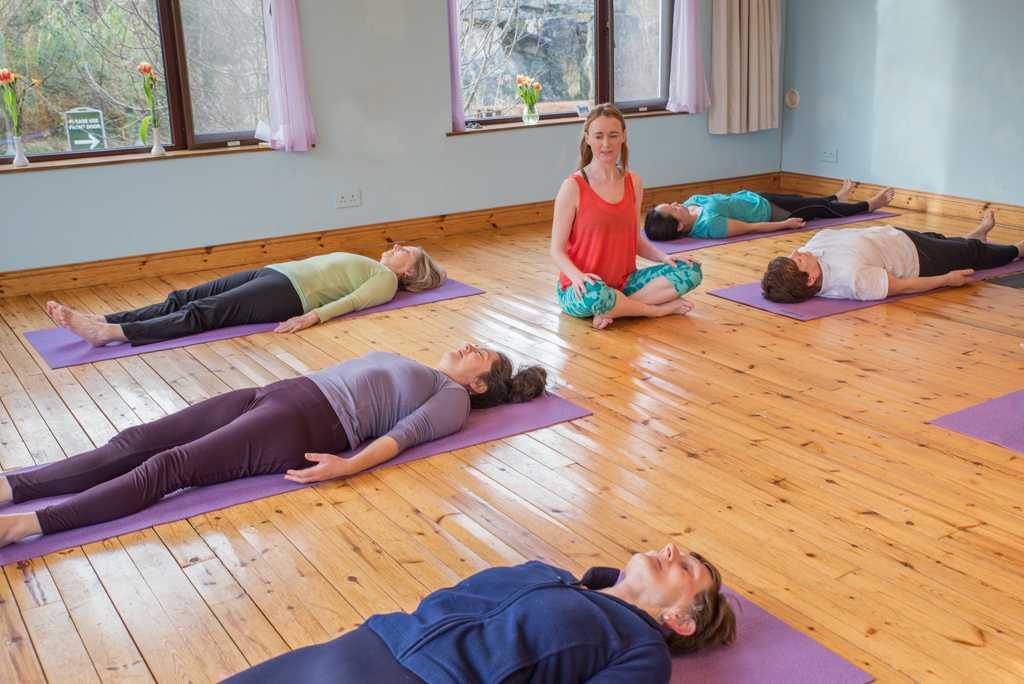 Yoga nidra retreat