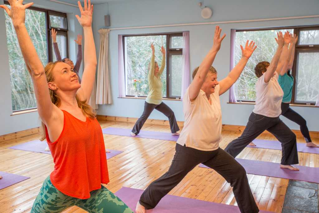 yin yoga and meditation weekend