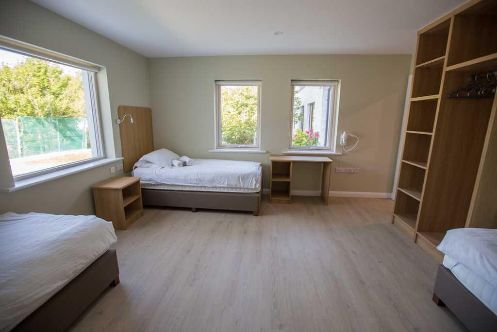 En-suite triple bedroom