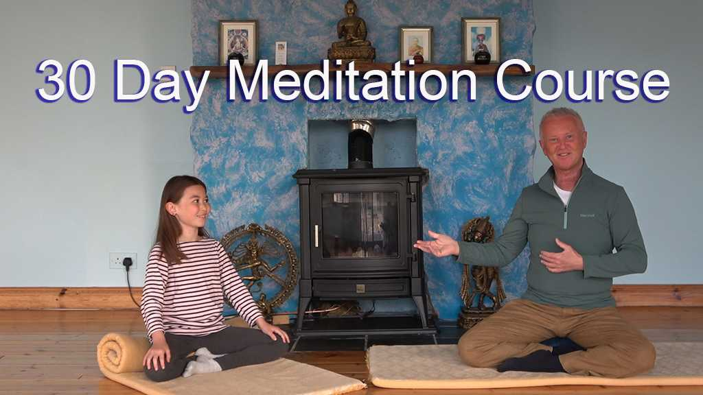 30 Day Meditation Course 1024