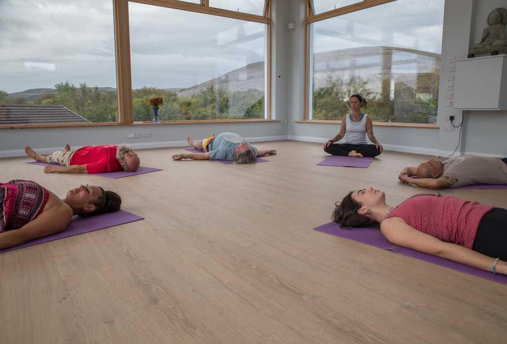 Ashtanga inspired Vinyasa yoga retreat Ireland