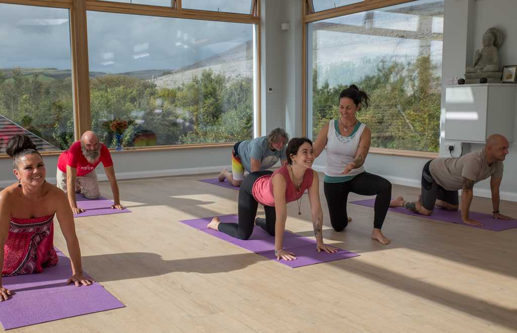 Ashtanga inspired Vinyasa yoga retreat