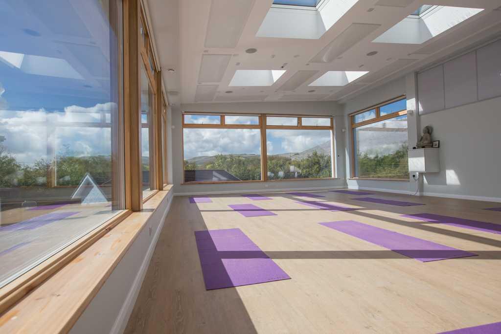 Yoga weekends 2022