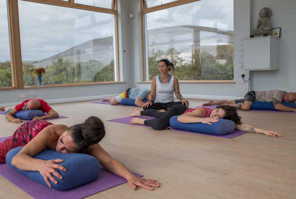 Margarida Tree Ashtanga inspired Vinyasa yoga retreat Ireland