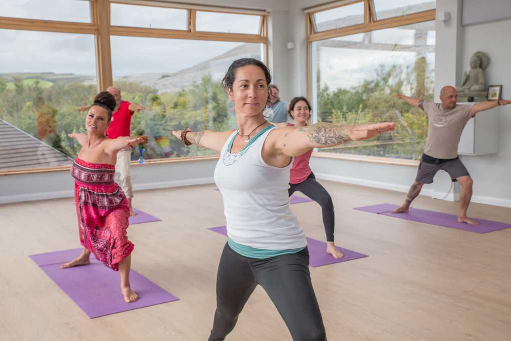 Margarida Tree Burren Yoga Retreat