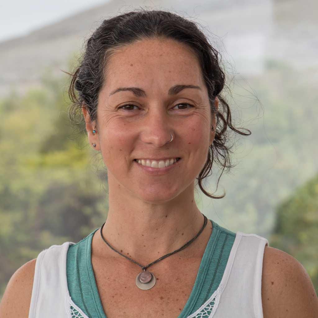 Margarida Tree yoga teacher
