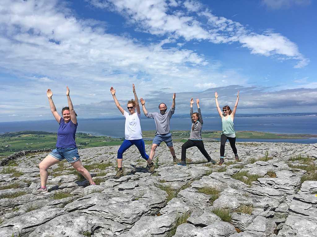 Yoga weekends Ireland