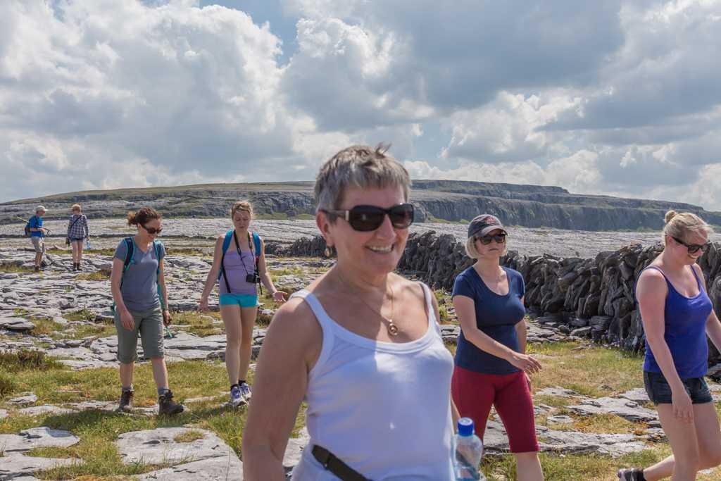 Ireland yoga holiday