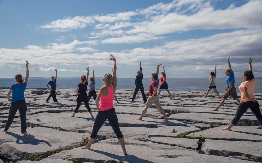 Ireland yoga retreats