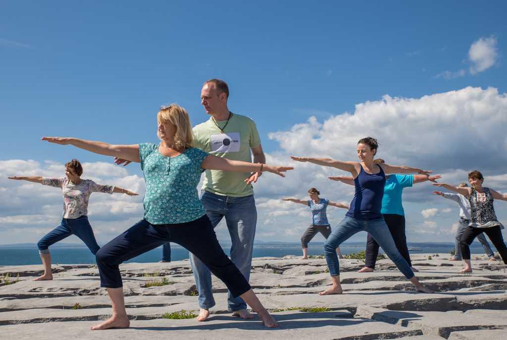 Yoga retreats 2022