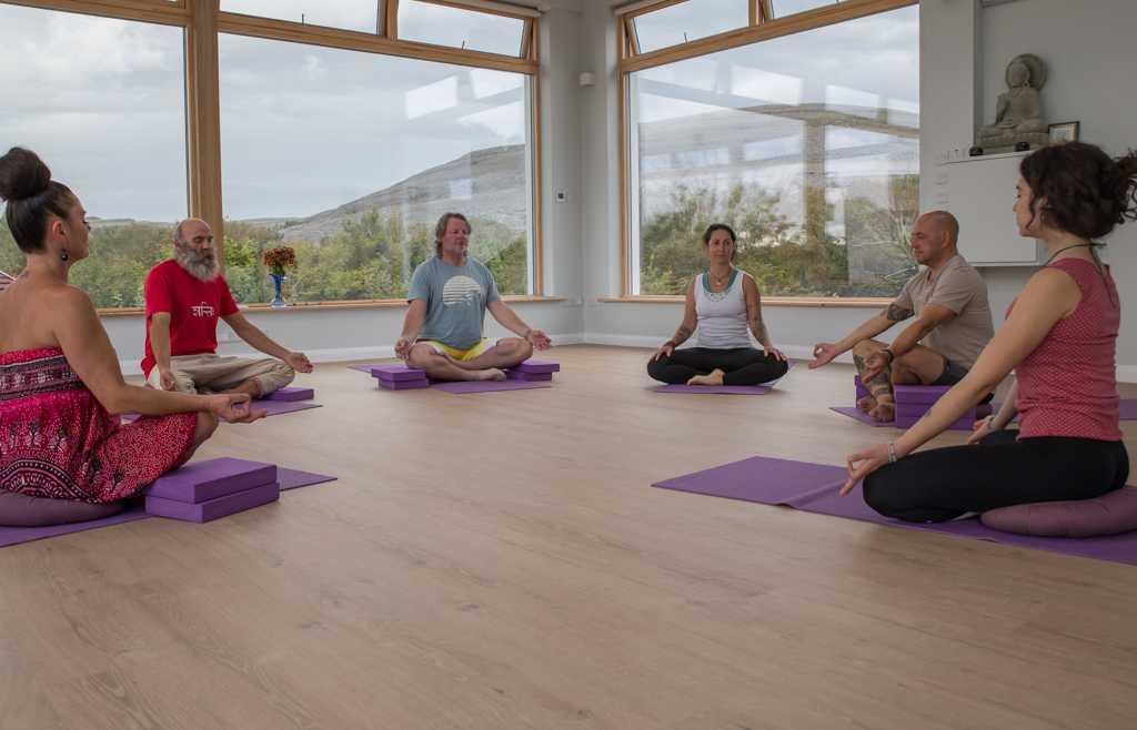 Yoga retreat Ashtanga inspired Vinyasa weekend
